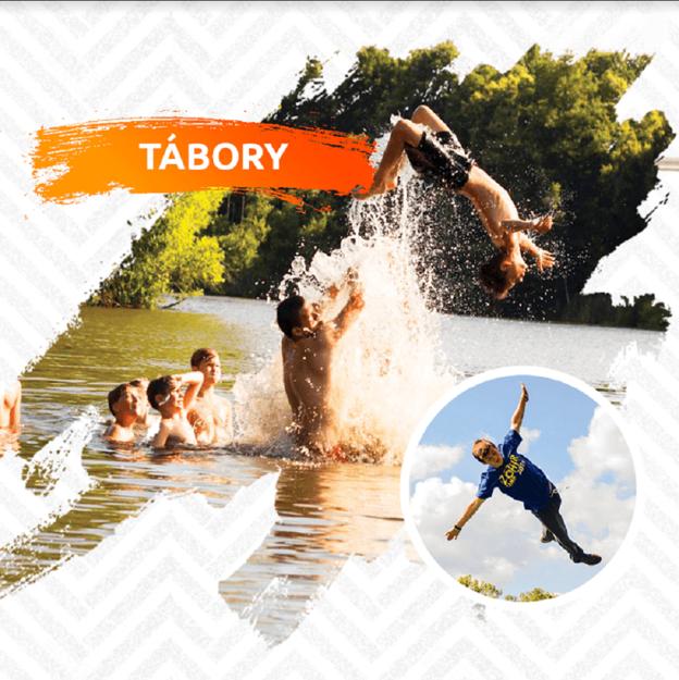 Obrázek z ZOHIR Camp 2019 Nesměř 4. turnus - Letní parkourový tábor (8-11 let)