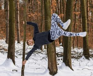 Jak trénovat PARKOUR v zimě a místa, kde jsem začínal v roce 2007