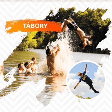 parkour tábor Doksy  2019 - 1 turnus