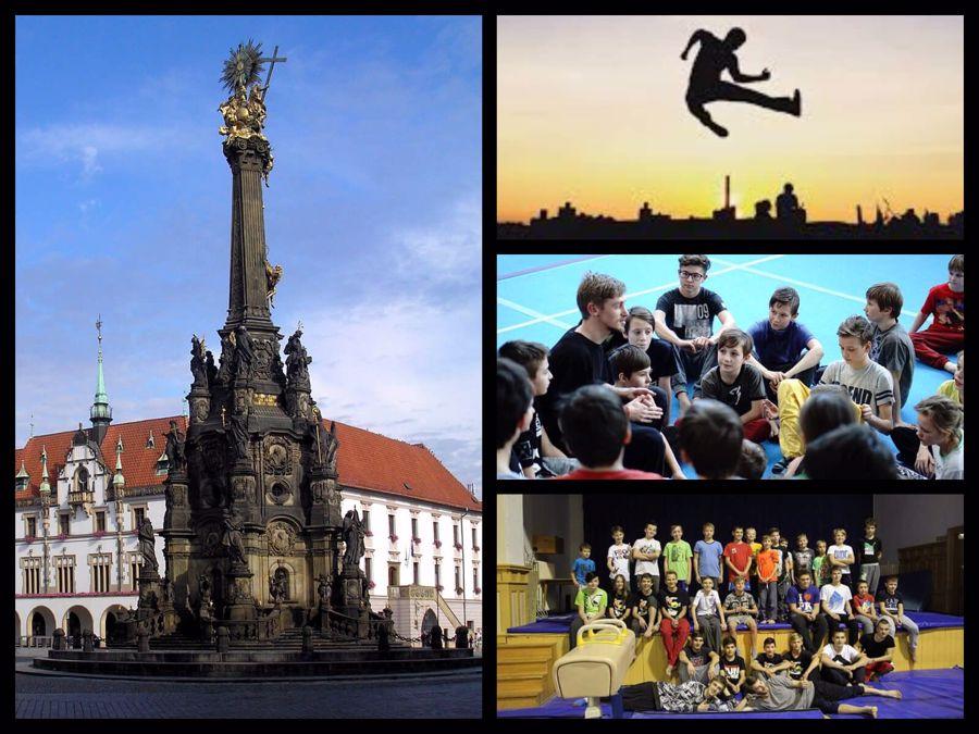 Parkour v Česku - kde se dá trénovat v Olomouci?