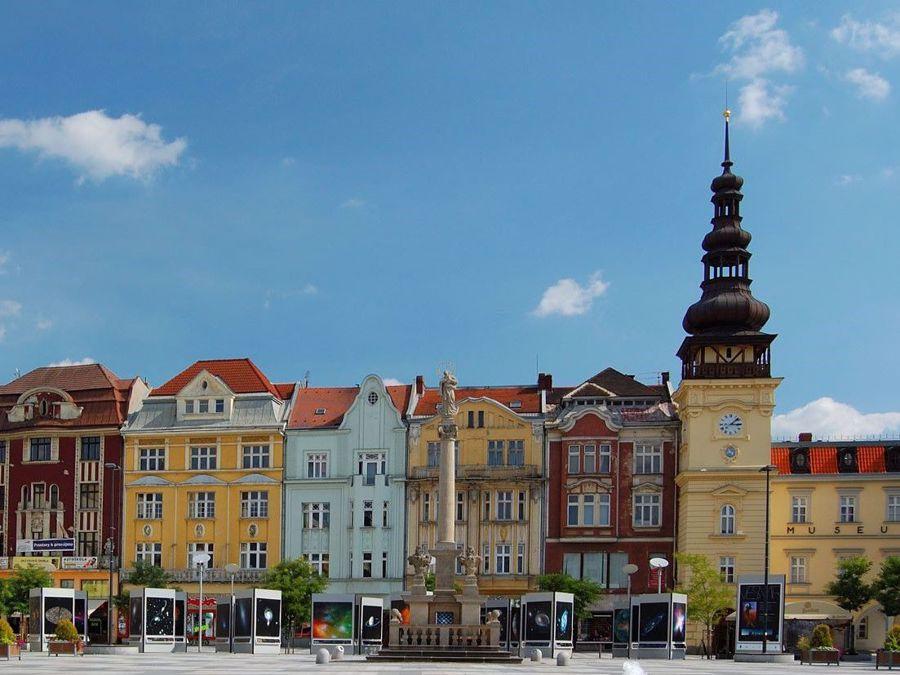 Parkour Ostrava